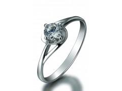 Pd950钻石戒指