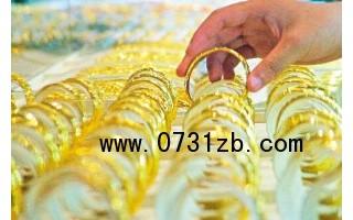 天津:黄金消费金条抢眼 求保值高端珠宝热销