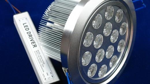LED天花灯最新款式