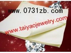 大量生产擦钻布 抹钻布 珠宝保养布 珠宝清洁布 欢迎批发