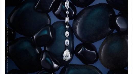 戴比尔斯钻石珠宝璀璨呈现