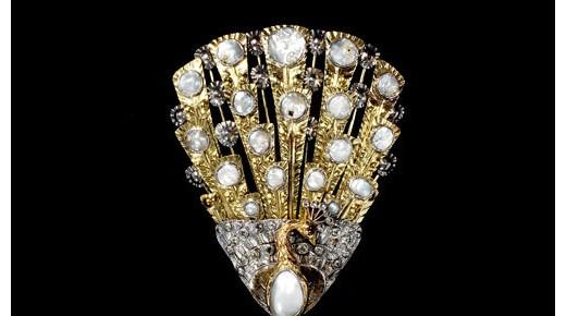 大不列颠藏宝地 典藏极致珠宝细赏