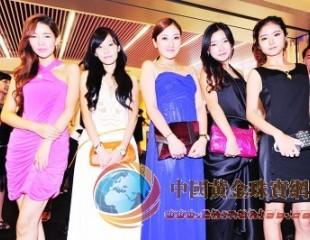 武汉奢侈品文化节引关注 展出珠宝均百万元以上