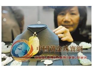 第六届国际珠宝展在天津开幕 数万市民观展赏宝
