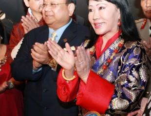 不丹国皇室出席2013巴塞尔钟表珠宝展