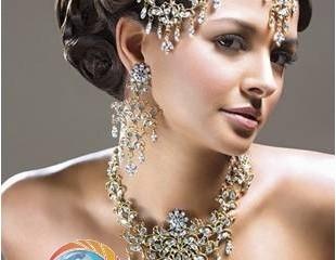 揭秘印度珠宝文化 再穷也要戴首饰