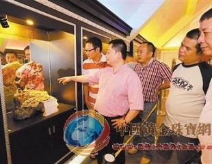 东盟国际珠宝文化展在南宁开展