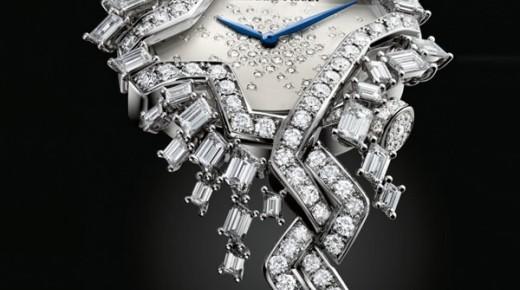璀璨芳华 细品2014最新10款珠宝女表